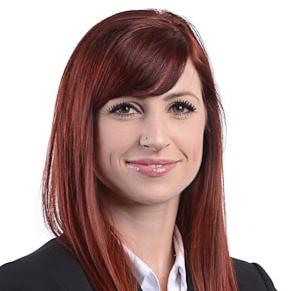 Portrait der Geschäftsführerin Alexandra Grimm